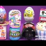 Surprise Cupcake Thomas & Friends Paw Patrol Shopkins Num Noms Star Wars Toy Story My Mini Mixie Q's