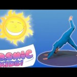 Bedtime Yoga Set for Cosmic Kids vol2