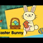 Draw An Easter Bunny | Step By Step Lessons