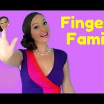 Finger Family Song – Daddy Finger Nursery Rhymes for Children, Kids and Toddlers