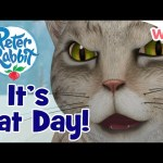 Peter Rabbit – Cat Day! | Cartoons for Kids