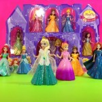 PRINCESS MAGICLIP Collection  Princess Doll Collection Toys