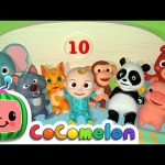 Ten in the Bed | CoComelon Nursery Rhymes & Kids Songs