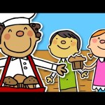 The Muffin Man + More | Classic Nursery Rhymes and Fairy Tales | Do YOU know The Muffin Man?
