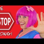 The Stop Song | Road Safety &  Family Friendly | Educational Song For Kids & Families