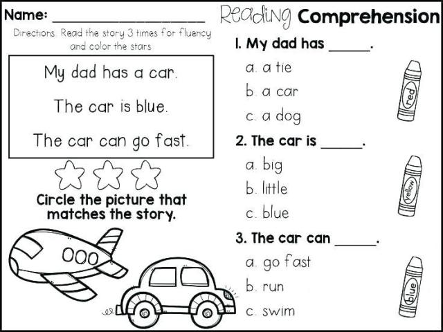 1st Grade Worksheets Printable Free