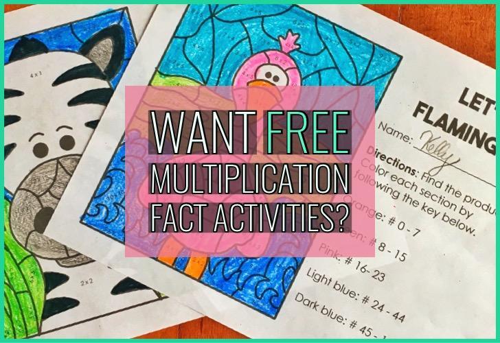 Multiplication Worksheets Grade 3 Printable Free