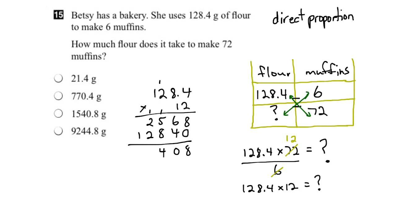Math Worksheets For Grade 6 Multiplying Fractions