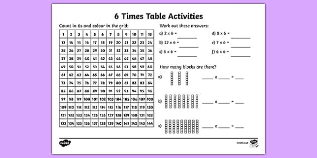 Math Worksheets Ks3 To Print
