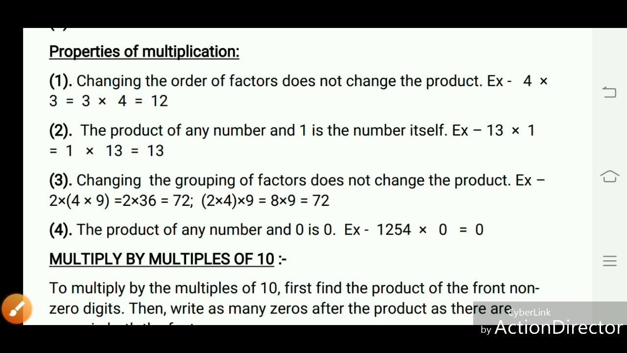 Multiplication Worksheets Big Numbers 6