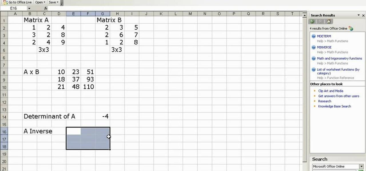 Multiplication Worksheets Excel 6