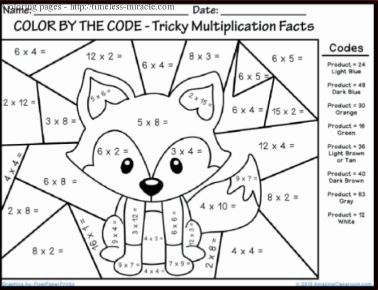 Multiplication Worksheets For 3rd Grade Pdf