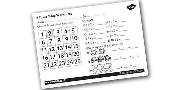 Multiplication And Division Worksheets Ks3