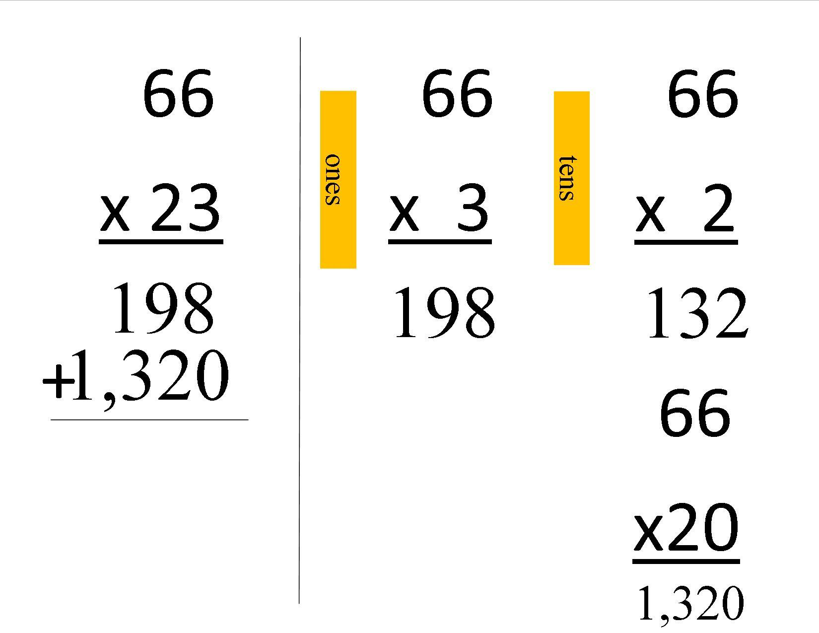 Multiplication Worksheets Multi Digit 1