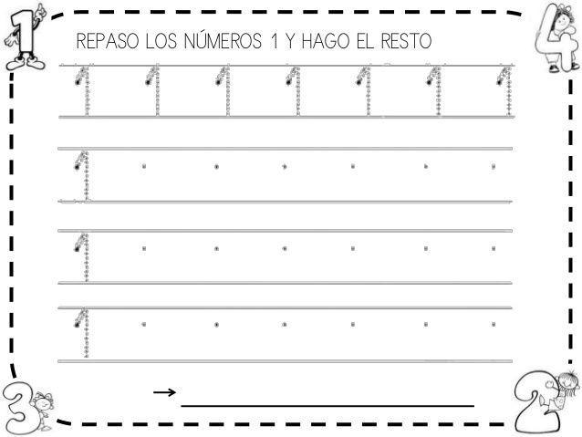 Multiplication Worksheets Numbers 1-6 2