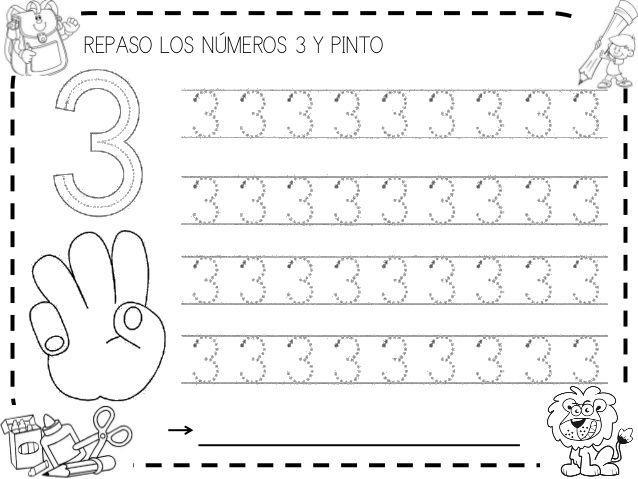 Multiplication Worksheets Numbers 1-6 4