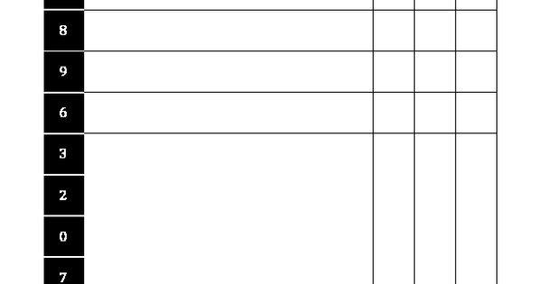 Multiplication Across Zeros Worksheets 4