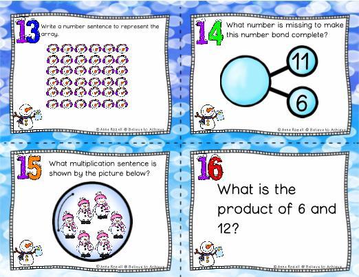 Multiplication Worksheets X6 6