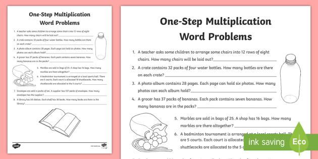 Multiplying Decimals Worksheets Word Problems
