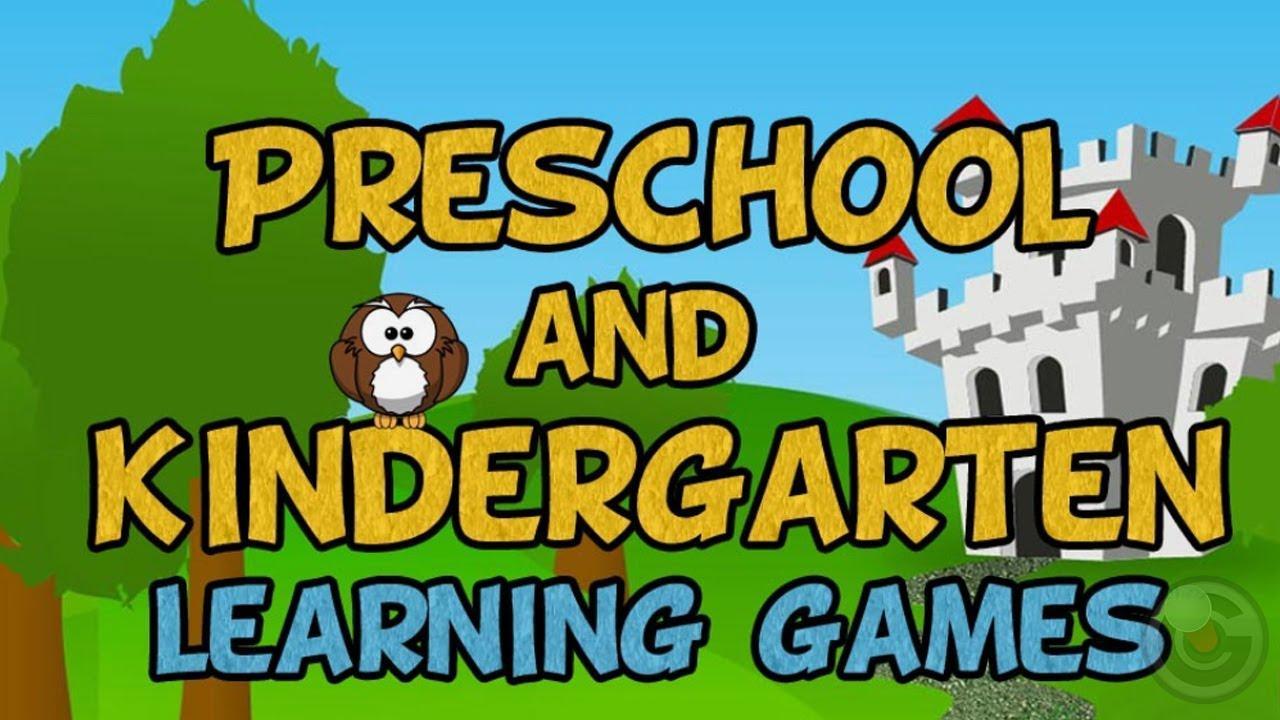 Preschool Worksheets And Activities 5