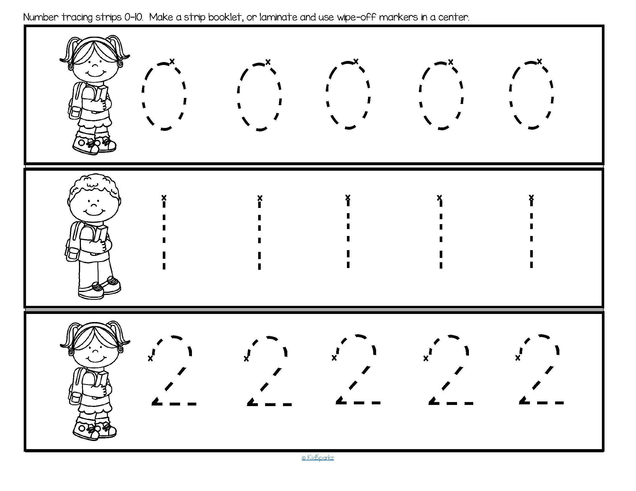 Preschool Worksheets Back To School 3