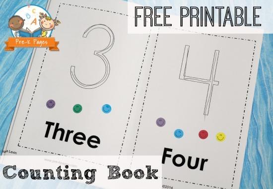 Preschool Worksheets Book 5