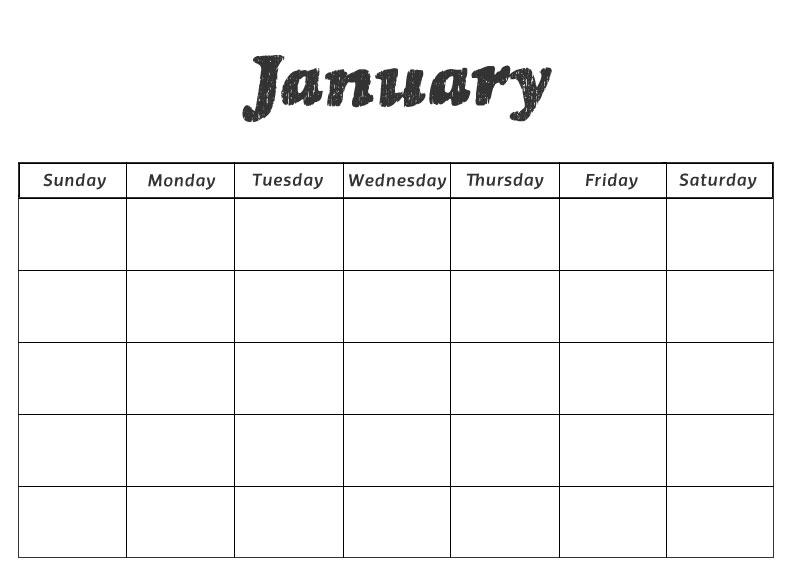 January Preschool Worksheets 2