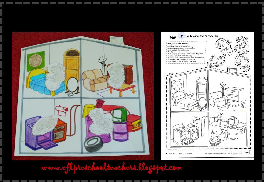Preschool Activities And Worksheets