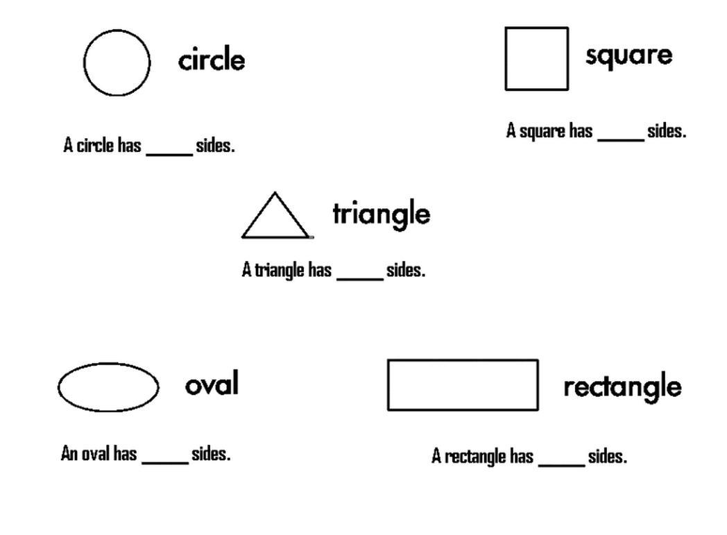 Preschool English Worksheets Free Printable 1