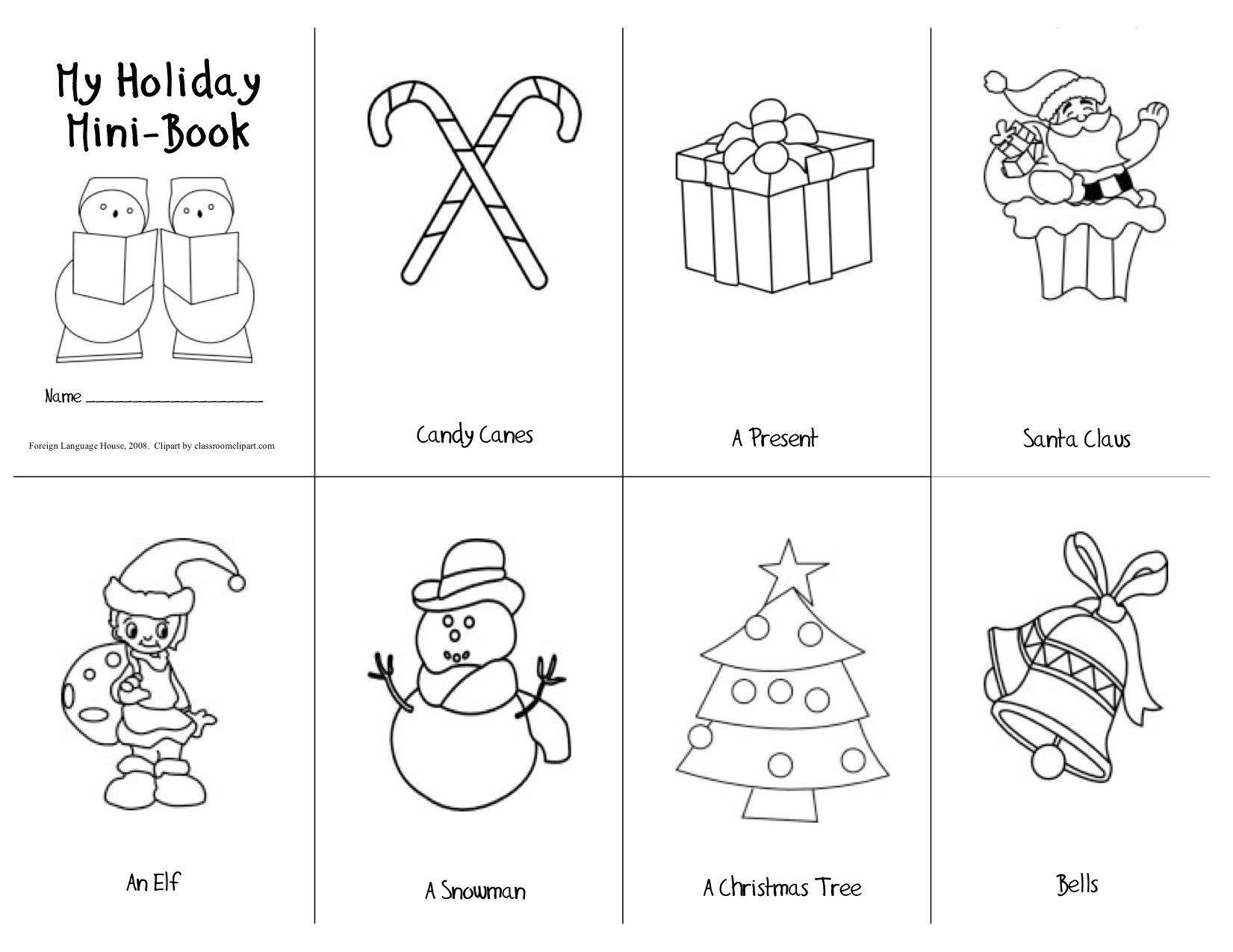 Preschool Esl Worksheets Pdf