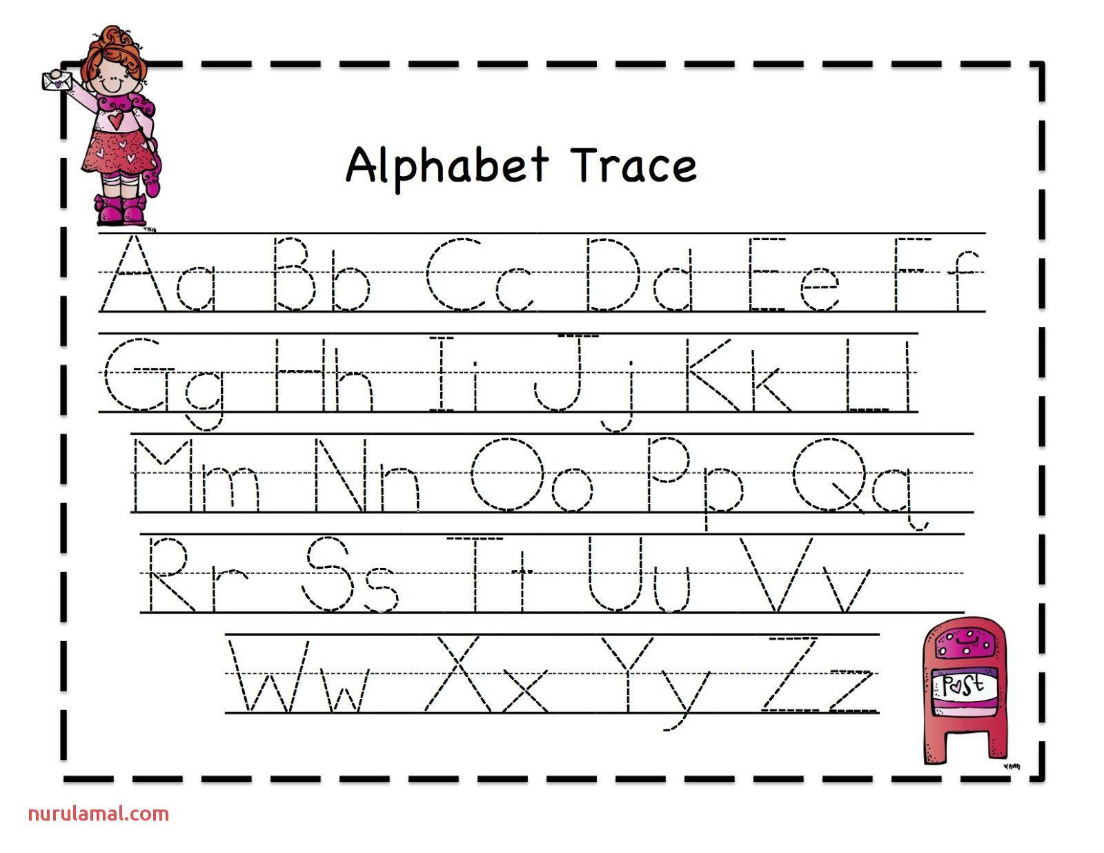 Preschool Exercise Worksheets 4