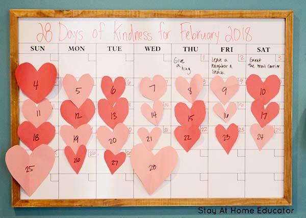 Preschool Kindness Worksheets 4