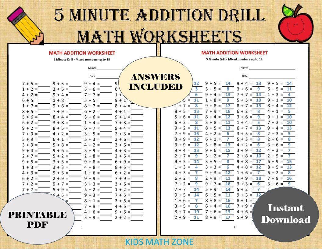 Preschool Kumon Worksheets 2