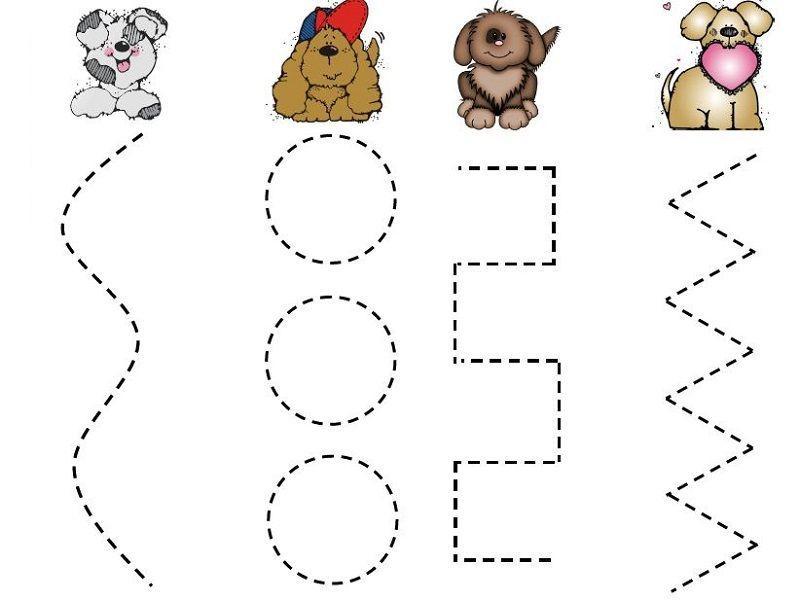 Preschool Worksheets For 2 Year Olds 3