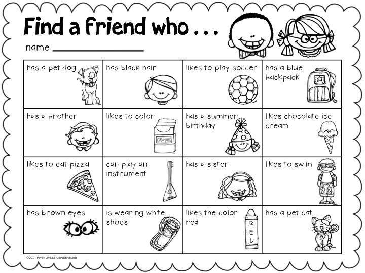 Preschool Worksheets Grade 2 5