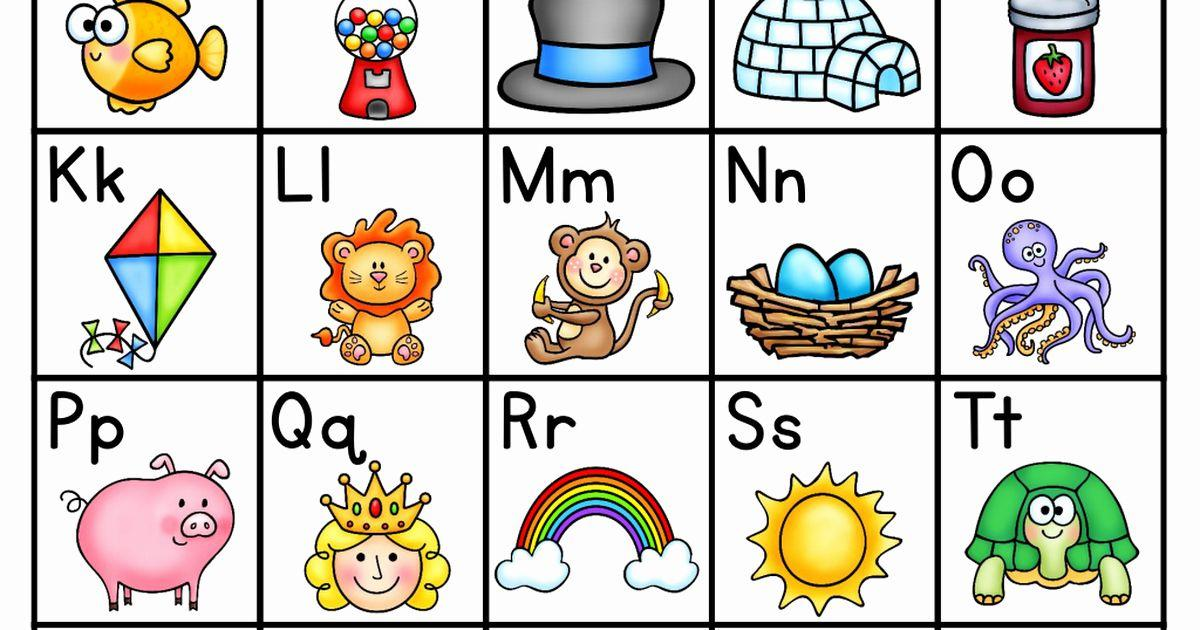 Kindergarten Preschool Phonics Worksheets