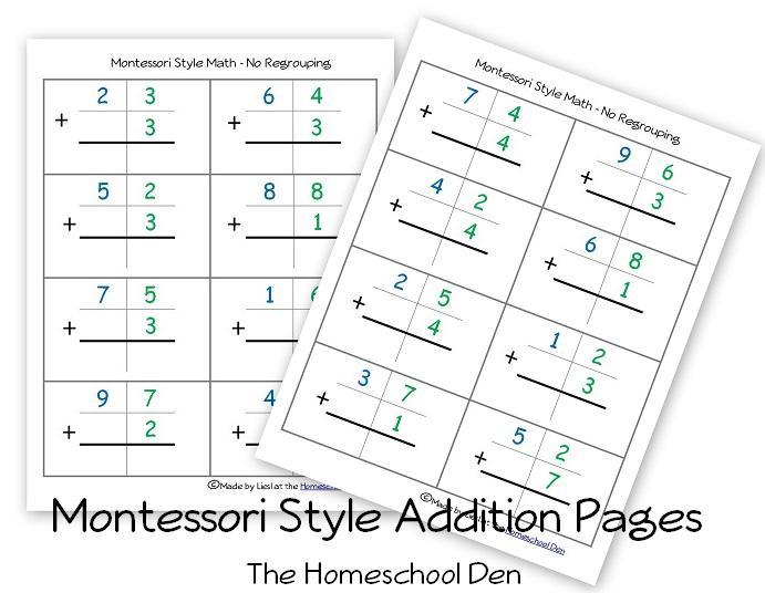 Preschool Math Worksheets Free Pdf
