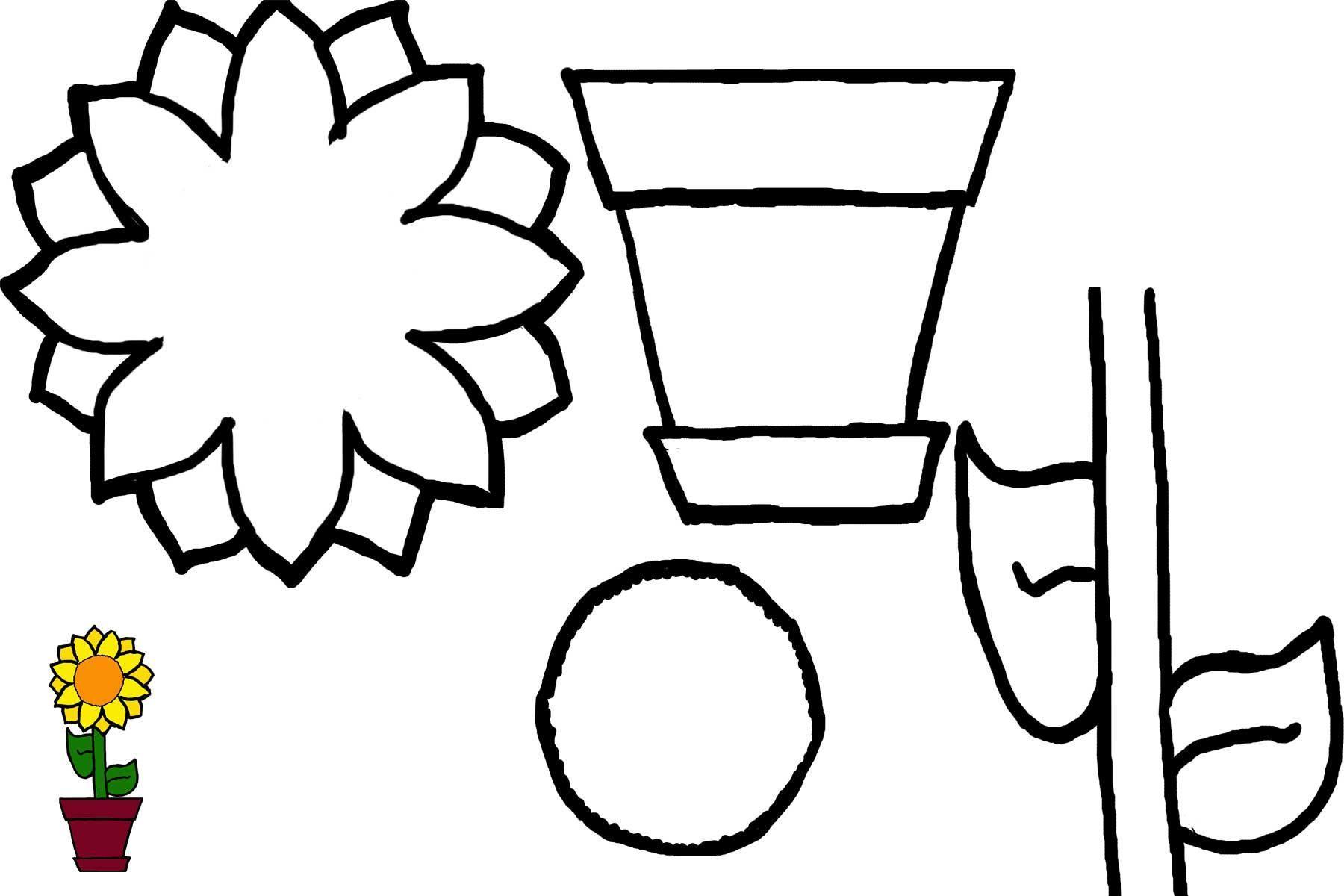 Preschool Worksheets On Plants 4