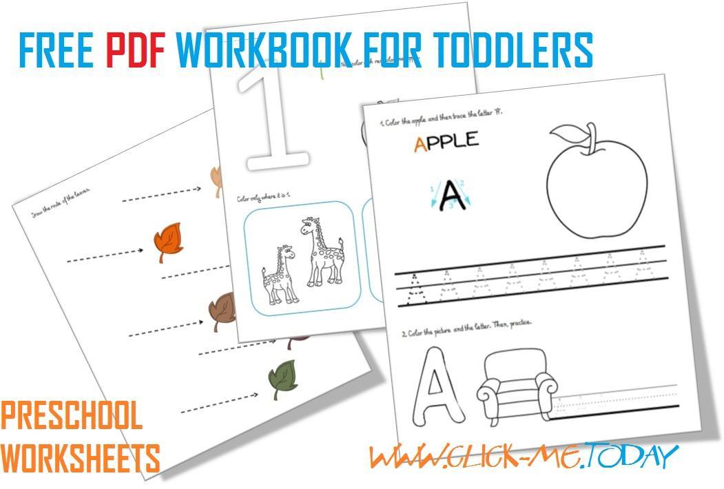 Preschool Worksheets Printable Pdf