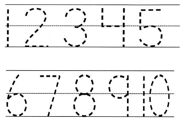 Preschool Worksheets Tracing Circles