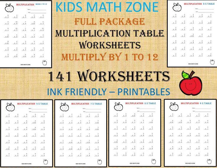 Math Worksheets Addition 5