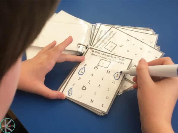 Preschool Alphabet X Worksheet 7