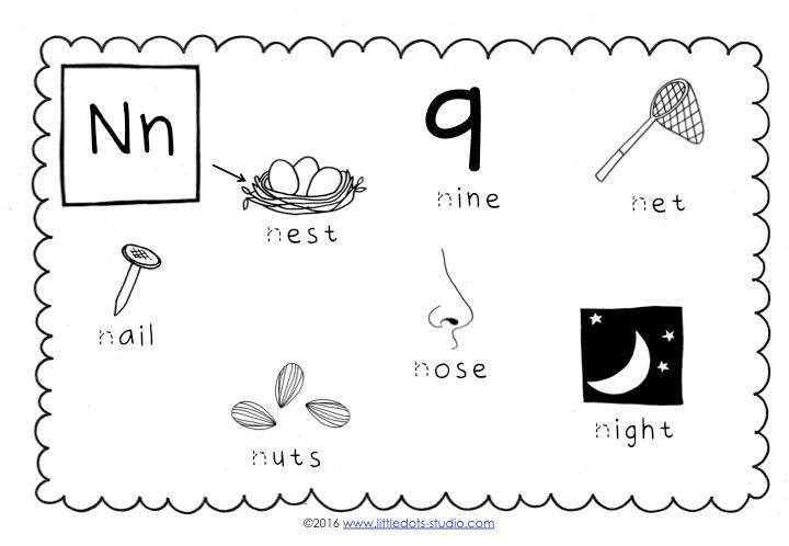 Preschool Letter V Worksheets