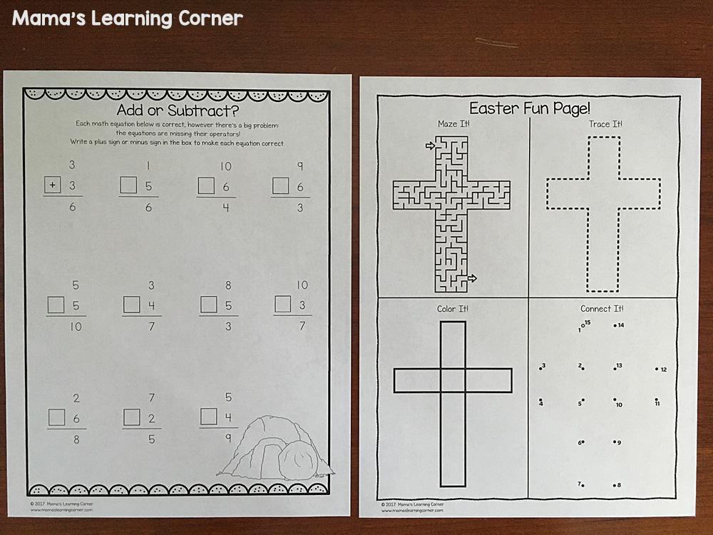 Preschool Verb Worksheets 5
