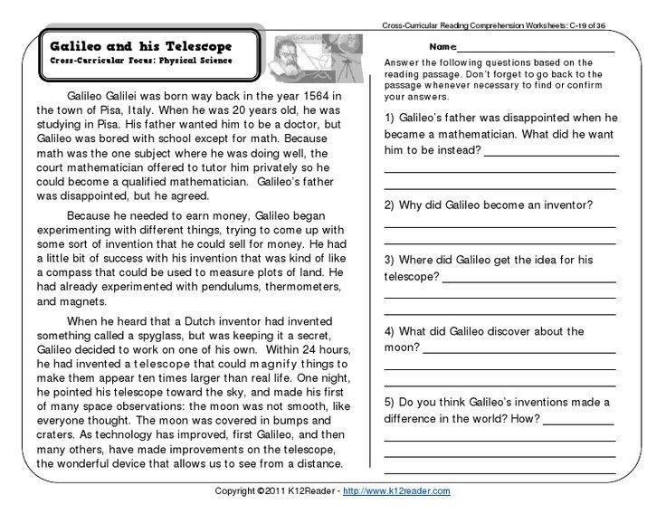 Math Worksheets Grade 6 1