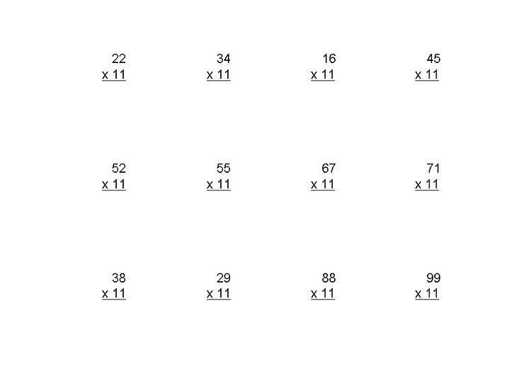 Math Worksheets Hard 1