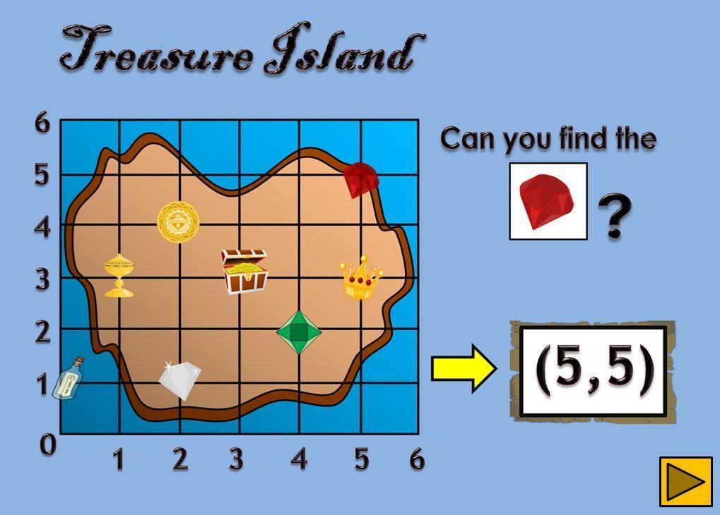 Math Worksheets Island 6