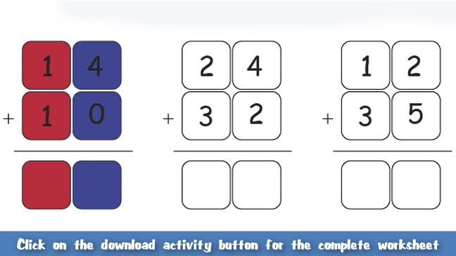 Free Math Worksheets Tens And Ones