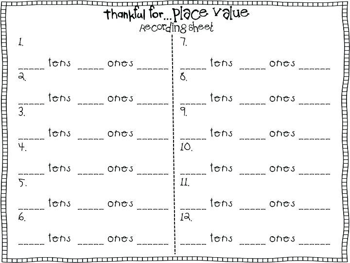 Free Printable Math Worksheets For Rounding Decimals
