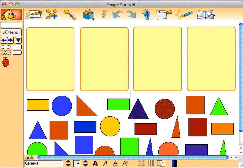 Math Shapes Worksheets Grade 3